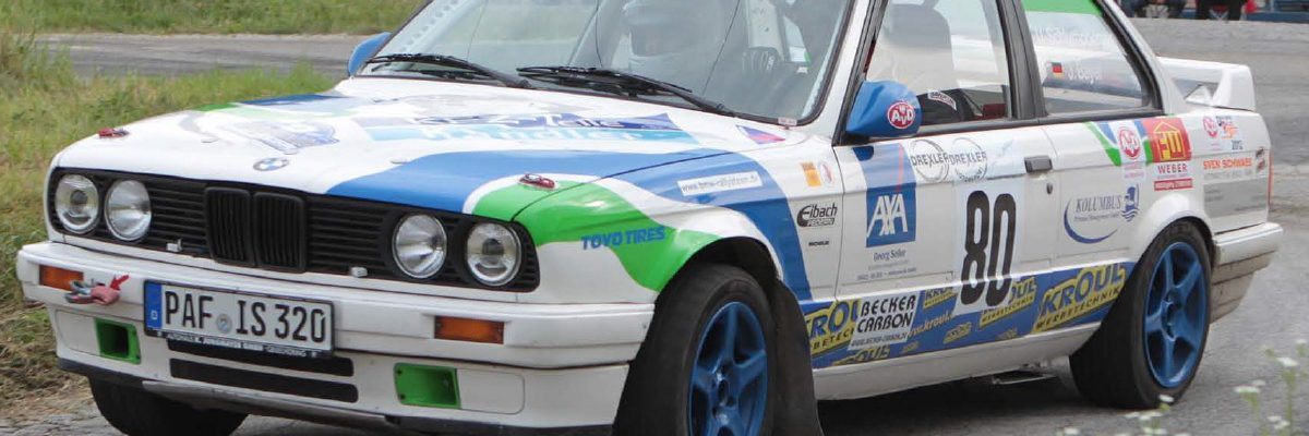 MSC Plattling: Auto / Slalom